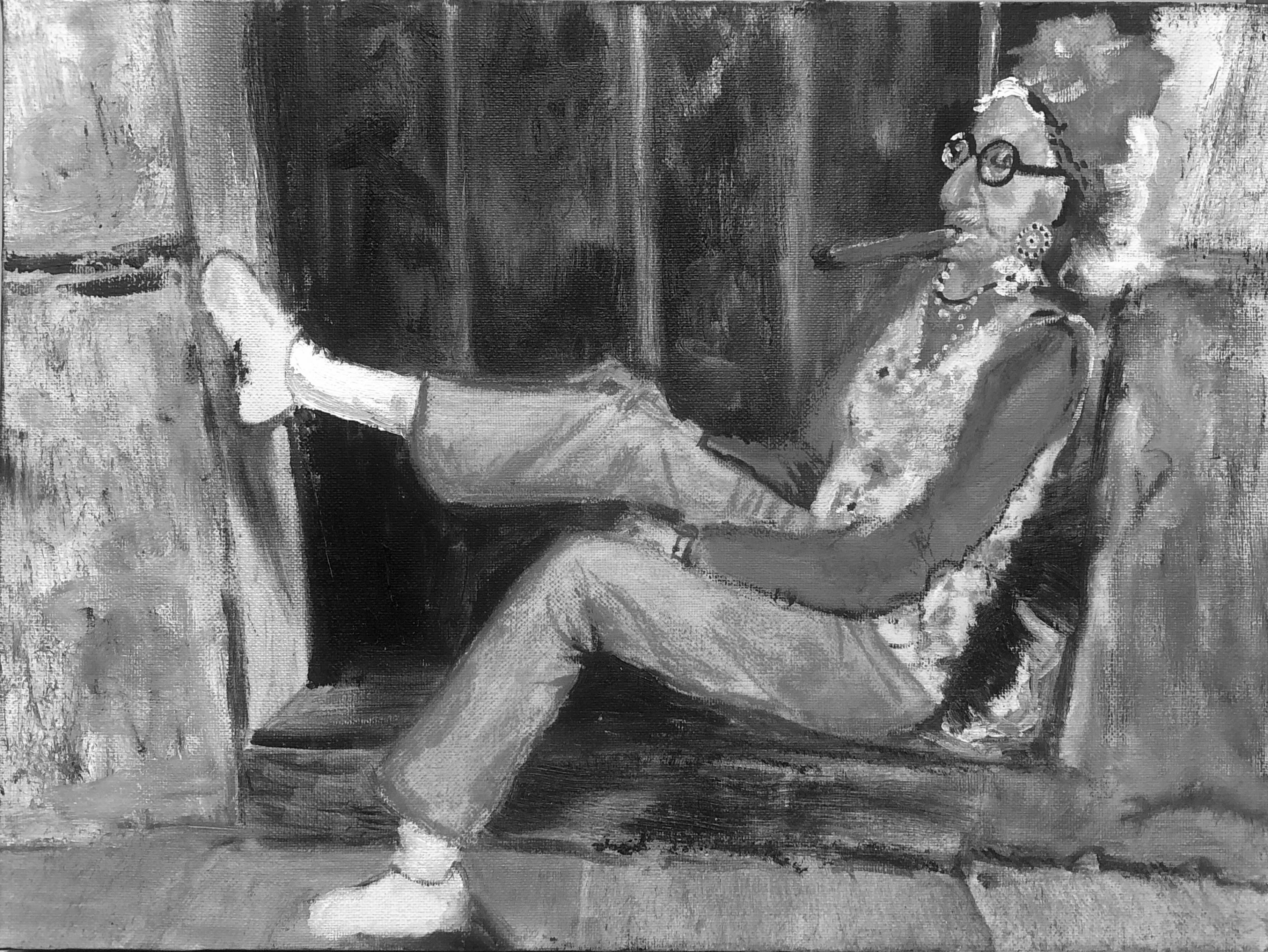 Картинный online-аукцион «ДЗЯКУЙ!»: от художников — медикам