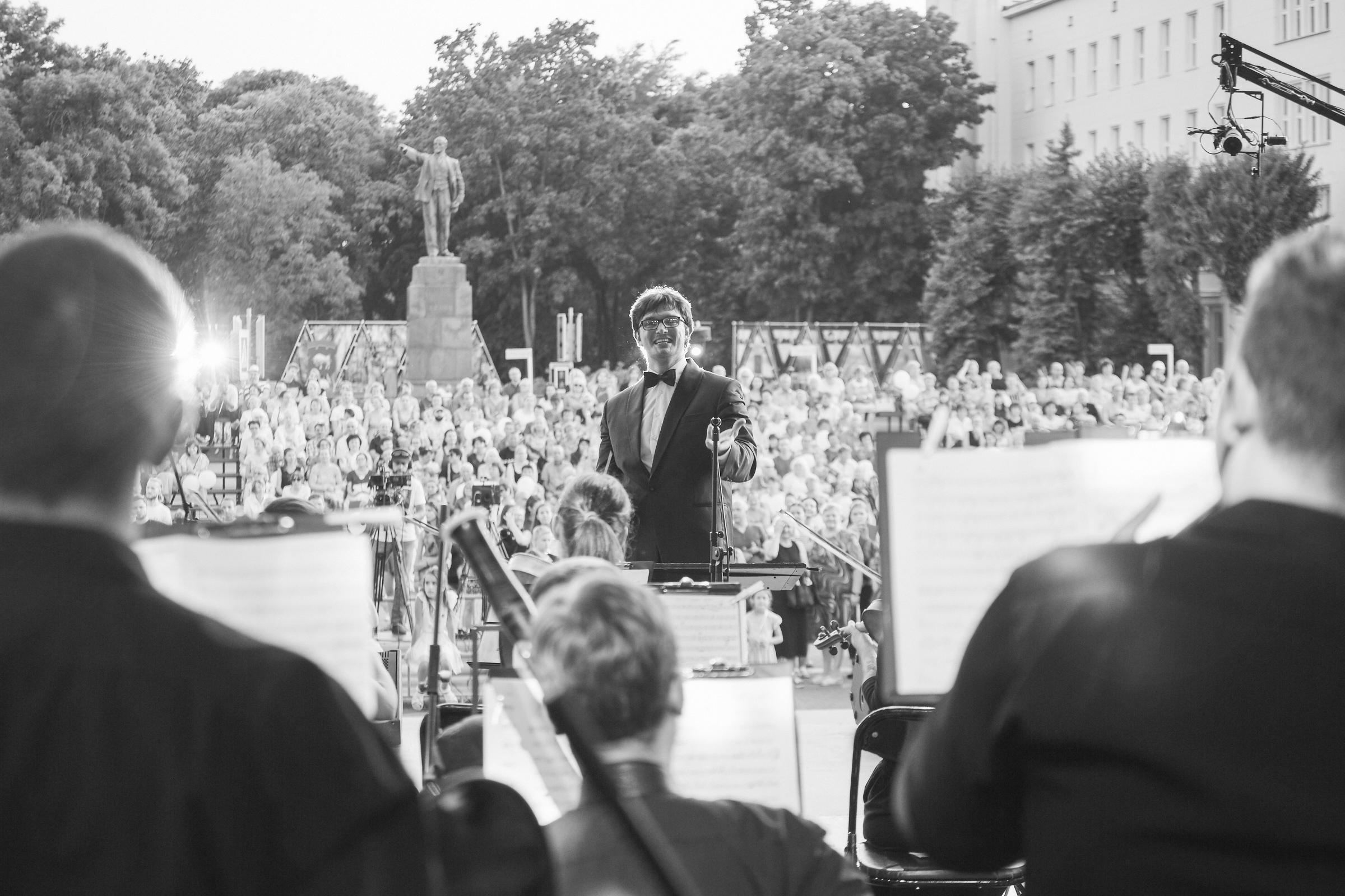 «Звуки классики в сердце города» – юбилейный сезон фестиваля «Классика у Ратуши с А1»
