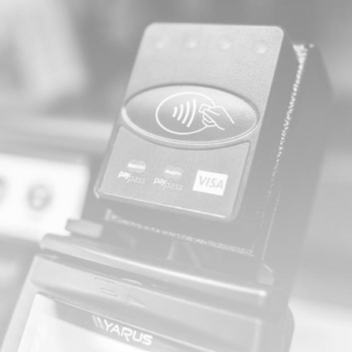 Запуск бесконтактной технологии MasterCard в сети McDonald's