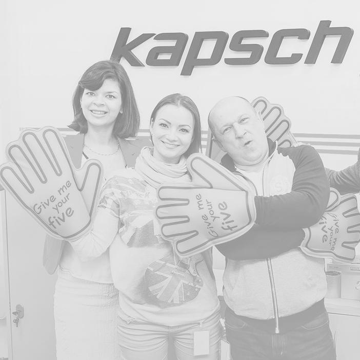 Коммуникационная программа Give Five в честь 5-летнего юбилея компании Kapsch
