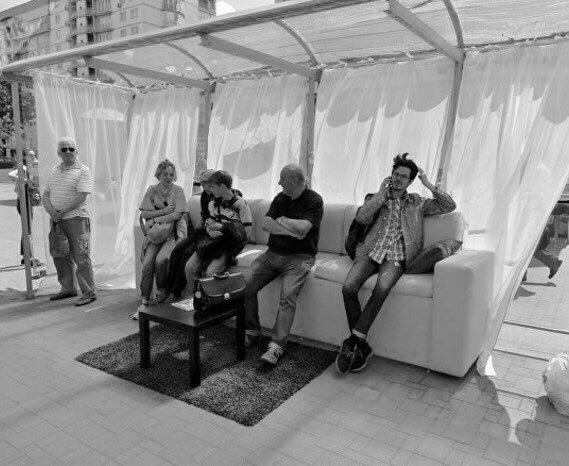 Желтый диван на остановке и другие бонусы: PR-продвижение ТП «Комфорт» velcom