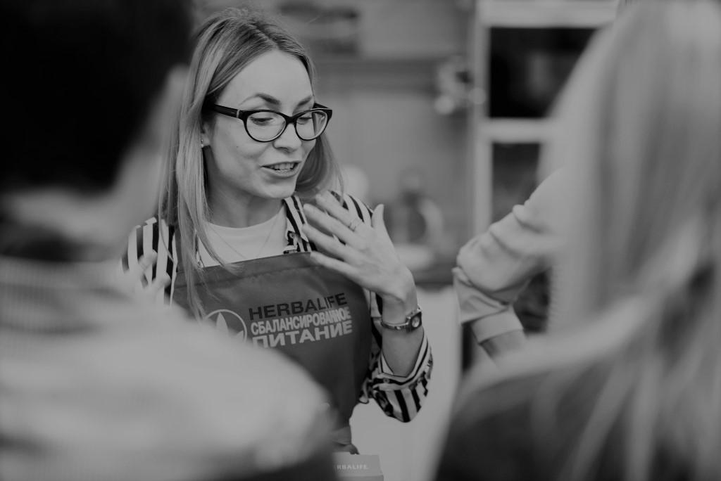 Кулинарный мастер-класс от международных экспертов Herbalife