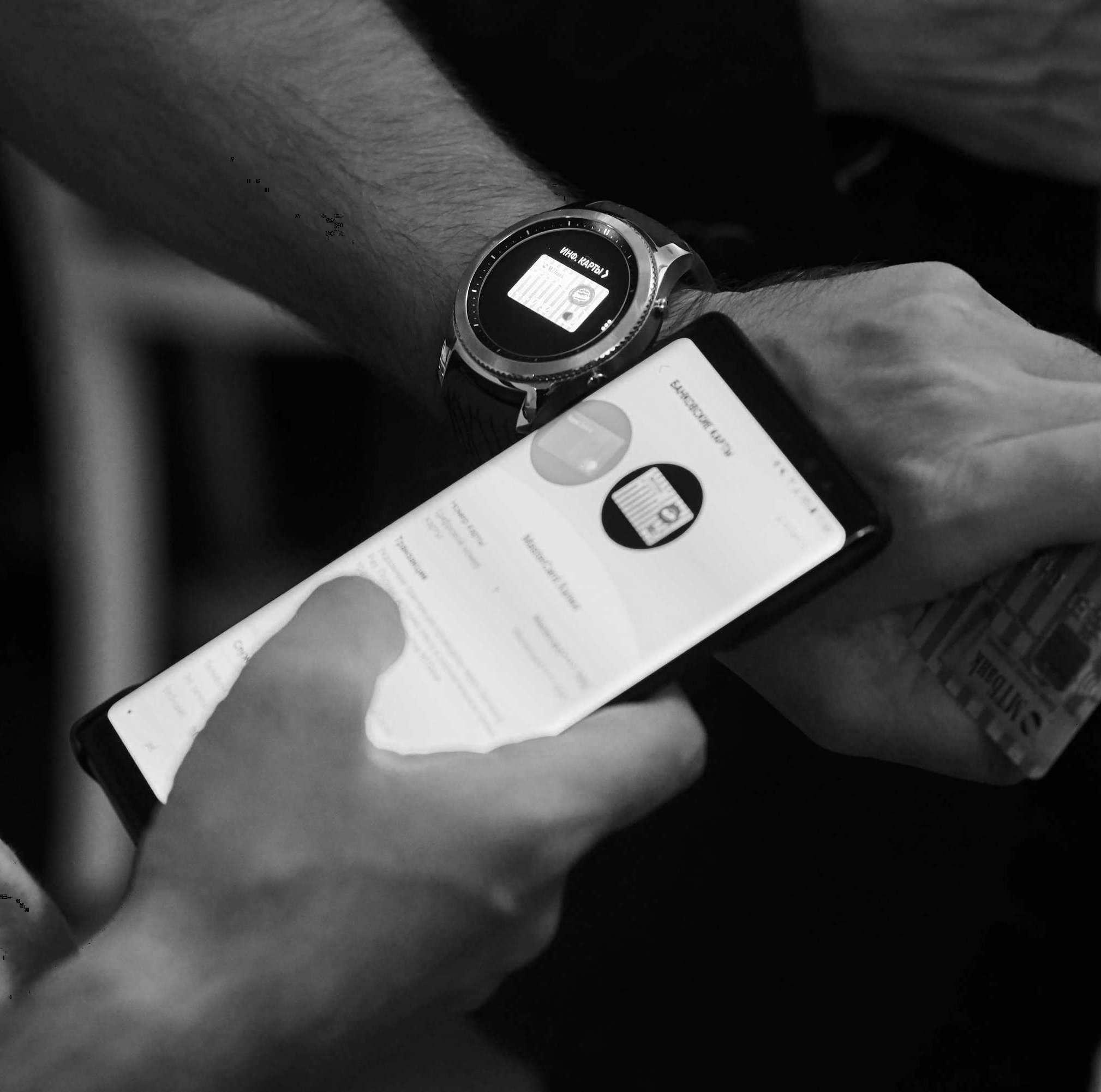 Пресс-завтрак Mastercard по случаю запуска Samsung Pay в Беларуси